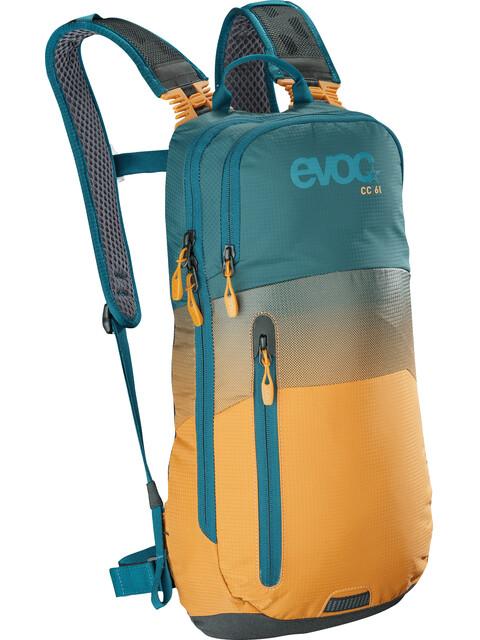 EVOC CC Lite Performance Backpack 6l Petrol/Loam
